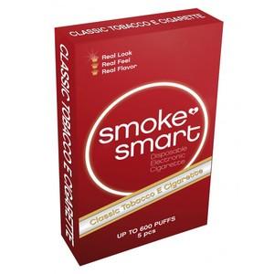 E-sigarett Classic, 18 mg nikotin fra SmokeSmart
