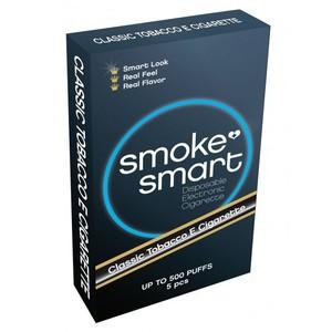 illustrasjonsbilde pakke med e-sigaretter dark