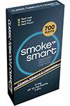 illustrasjonsbilde blå pakke med e-sigaretter classic