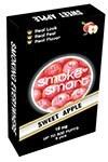 illustrasjonsbilde en e-sigarett med eple